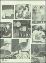 1982 Brownfield High School Yearbook Page 202 & 203