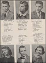 1959 Calmar High School Yearbook Page 10 & 11