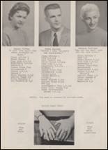 1959 Calmar High School Yearbook Page 12 & 13