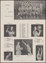 1959 Calmar High School Yearbook Page 14 & 15