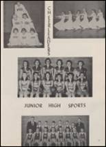 1959 Calmar High School Yearbook Page 16 & 17