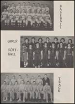 1959 Calmar High School Yearbook Page 18 & 19