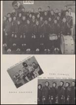1959 Calmar High School Yearbook Page 22 & 23