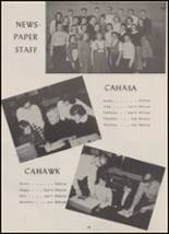 1959 Calmar High School Yearbook Page 26 & 27
