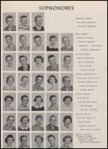 1959 Calmar High School Yearbook Page 30 & 31