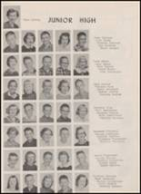 1959 Calmar High School Yearbook Page 32 & 33