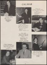 1959 Calmar High School Yearbook Page 38 & 39