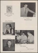 1959 Calmar High School Yearbook Page 40 & 41