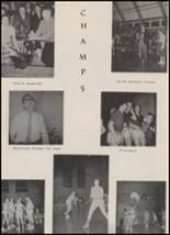 1959 Calmar High School Yearbook Page 42 & 43