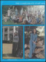 1976 Coosa Valley Academy Yearbook Page 24 & 25
