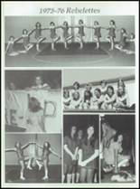 1976 Coosa Valley Academy Yearbook Page 112 & 113