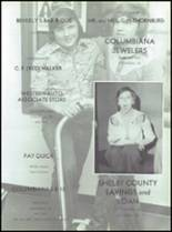 1976 Coosa Valley Academy Yearbook Page 116 & 117