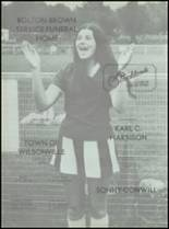 1976 Coosa Valley Academy Yearbook Page 118 & 119
