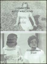 1976 Coosa Valley Academy Yearbook Page 140 & 141