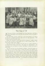 1923 Mountain View High School Yearbook Page 30 & 31