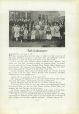 1923 Mountain View High School Yearbook Page 32 & 33