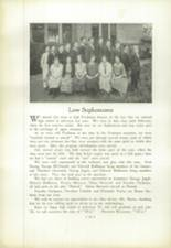 1923 Mountain View High School Yearbook Page 34 & 35