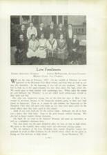 1923 Mountain View High School Yearbook Page 36 & 37