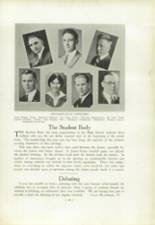 1923 Mountain View High School Yearbook Page 52 & 53