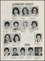 1983 Lyndon Baines Johnson High School Yearbook Page 16 & 17