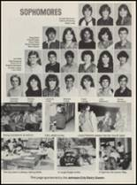 1983 Lyndon Baines Johnson High School Yearbook Page 34 & 35
