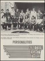 1983 Lyndon Baines Johnson High School Yearbook Page 40 & 41