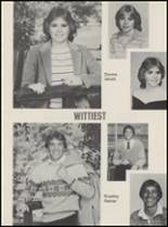 1983 Lyndon Baines Johnson High School Yearbook Page 44 & 45