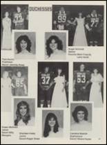 1983 Lyndon Baines Johnson High School Yearbook Page 52 & 53