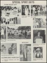 1983 Lyndon Baines Johnson High School Yearbook Page 56 & 57