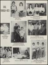 1983 Lyndon Baines Johnson High School Yearbook Page 62 & 63