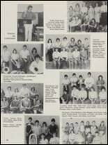 1983 Lyndon Baines Johnson High School Yearbook Page 70 & 71