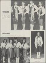 1983 Lyndon Baines Johnson High School Yearbook Page 72 & 73