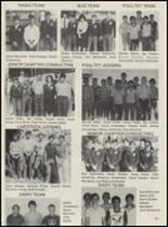 1983 Lyndon Baines Johnson High School Yearbook Page 86 & 87
