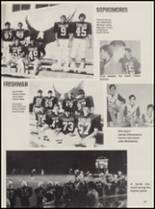 1983 Lyndon Baines Johnson High School Yearbook Page 90 & 91