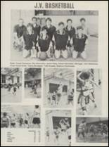 1983 Lyndon Baines Johnson High School Yearbook Page 96 & 97