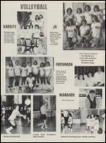 1983 Lyndon Baines Johnson High School Yearbook Page 98 & 99