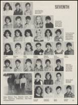 1983 Lyndon Baines Johnson High School Yearbook Page 104 & 105