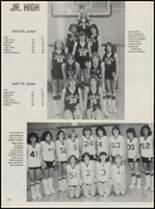 1983 Lyndon Baines Johnson High School Yearbook Page 108 & 109