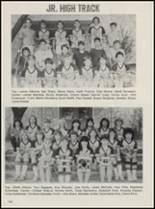 1983 Lyndon Baines Johnson High School Yearbook Page 110 & 111