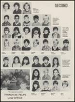 1983 Lyndon Baines Johnson High School Yearbook Page 118 & 119