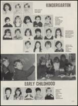 1983 Lyndon Baines Johnson High School Yearbook Page 120 & 121