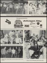 1983 Lyndon Baines Johnson High School Yearbook Page 126 & 127