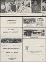 1983 Lyndon Baines Johnson High School Yearbook Page 128 & 129
