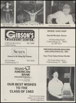 1983 Lyndon Baines Johnson High School Yearbook Page 130 & 131