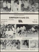 1983 Lyndon Baines Johnson High School Yearbook Page 132 & 133