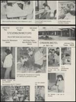 1983 Lyndon Baines Johnson High School Yearbook Page 136 & 137