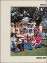 1983 Lyndon Baines Johnson High School Yearbook Page 142 & 143