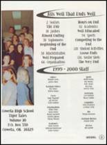2000 Coweta High School Yearbook Page 12 & 13