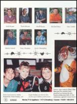 2000 Coweta High School Yearbook Page 16 & 17
