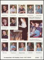2000 Coweta High School Yearbook Page 20 & 21